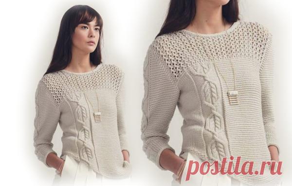 Вязаные пуловеры. Мини-коллекция. Выпуск от 12 апреля. | вязание в моде | Яндекс Дзен