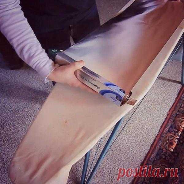 Продвинутая гладильная доска своими руками / Лайфхаки / Модный сайт о стильной переделке одежды и интерьера