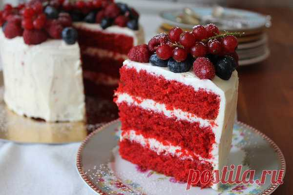 The most tasty cake in the world \