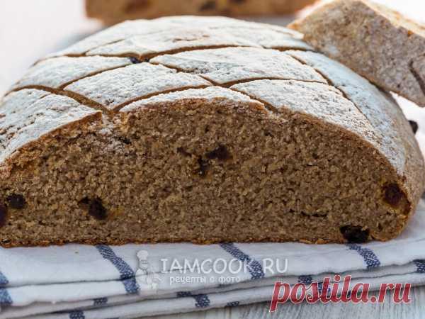 Домашний хлеб — подборка рецептов с фото и видео