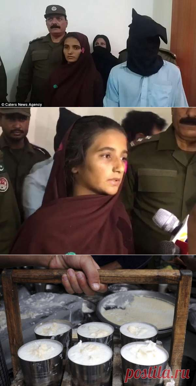 Брак без согласия: пакистанка убила мужа и 15 членов его семьи