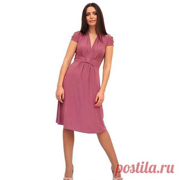 Платье — самый женственный и практичный предмет гардероба.