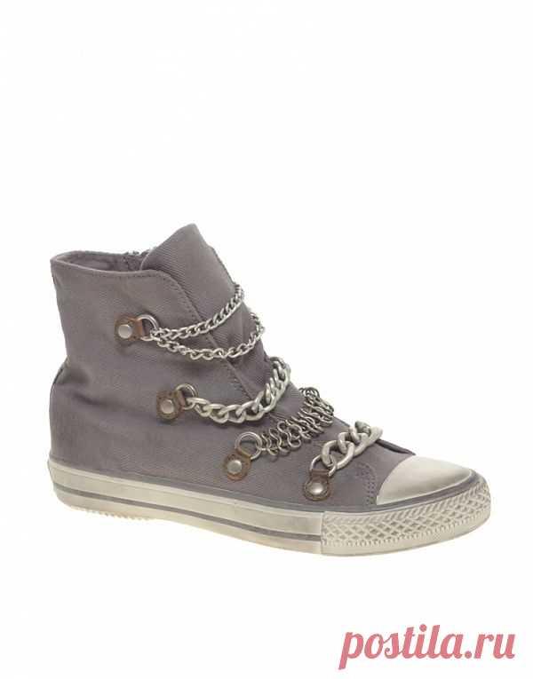 Кеды ASH / Обувь / Модный сайт о стильной переделке одежды и интерьера