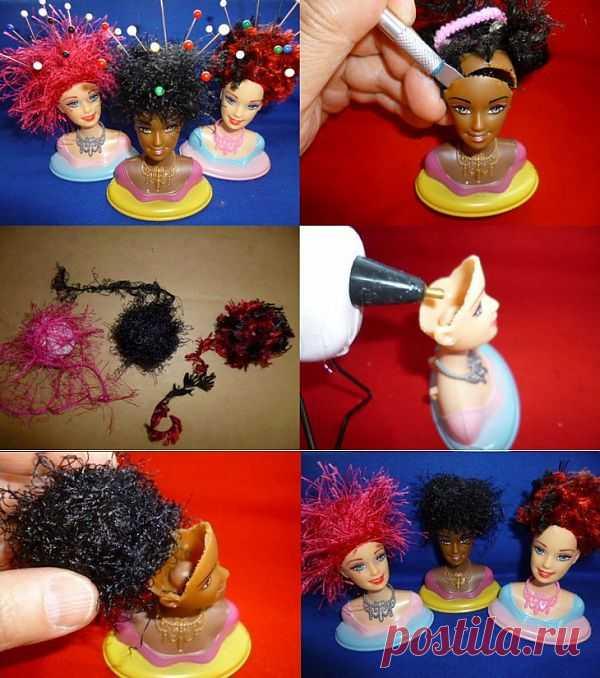 Кукла Фубля найдена! Или кукла вуду... / Креатив / Модный сайт о стильной переделке одежды и интерьера