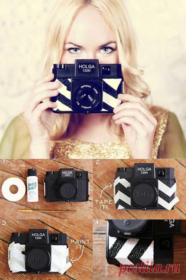 Доработка фотоаппарата (DIY) / Гаджеты / Модный сайт о стильной переделке одежды и интерьера
