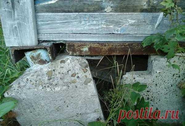El modo gracioso de la enumeración del fundamento bajo la pared existente | STROYSOVET | Yandeks Dzen