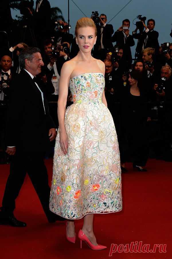 Николь Кидман в Dior Couture / Звездный стиль / Модный сайт о стильной переделке одежды и интерьера