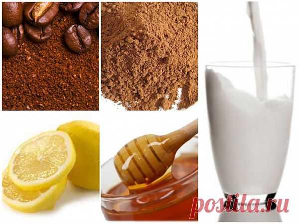 5 самых простых и эффективных кофейных масок для лица