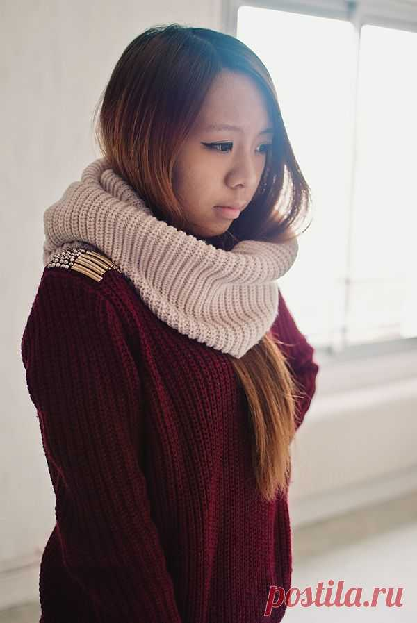 Бусинки на свитере / Свитер / Модный сайт о стильной переделке одежды и интерьера