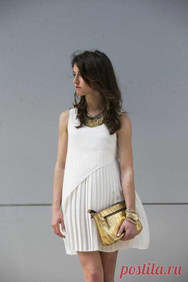 Идея переделки поднадоевшей юбки / Платья Diy / Модный сайт о стильной переделке одежды и интерьера