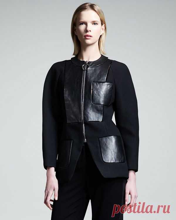 Жакет Alexander Wang / Жакеты / Модный сайт о стильной переделке одежды и интерьера