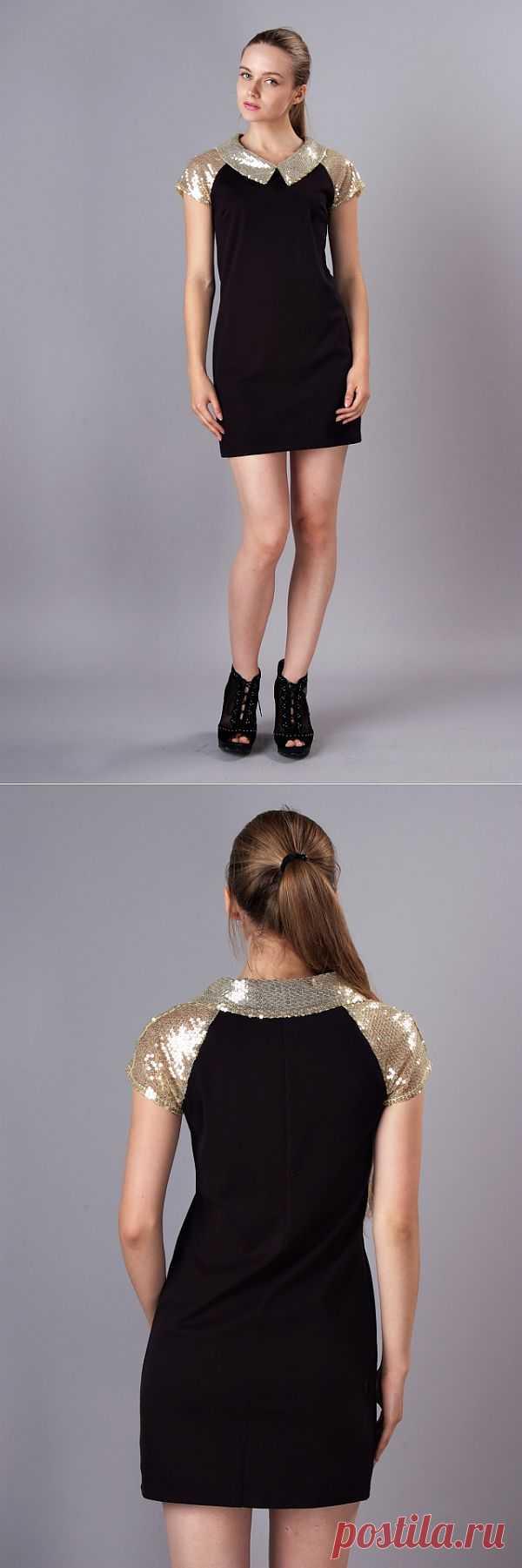 Из делового в вечернее / Платья Diy / Модный сайт о стильной переделке одежды и интерьера