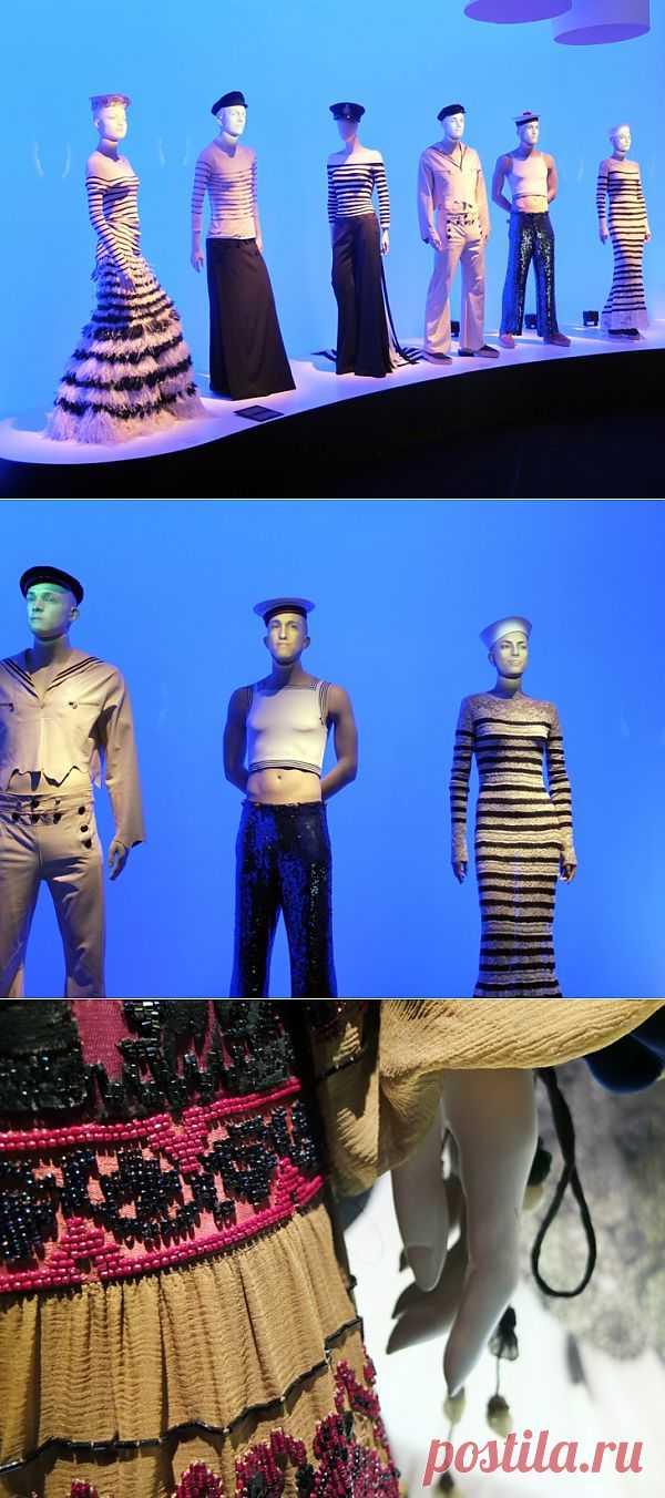Тельняшки бывают разные / Тельняшки / Модный сайт о стильной переделке одежды и интерьера