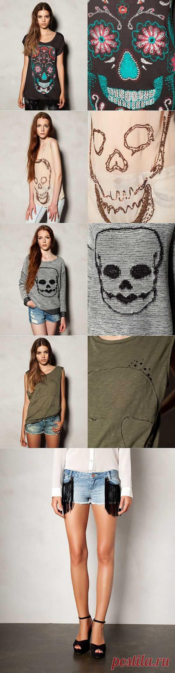 Немного вдохновения от Pull&Bear / Лукбуки / Модный сайт о стильной переделке одежды и интерьера