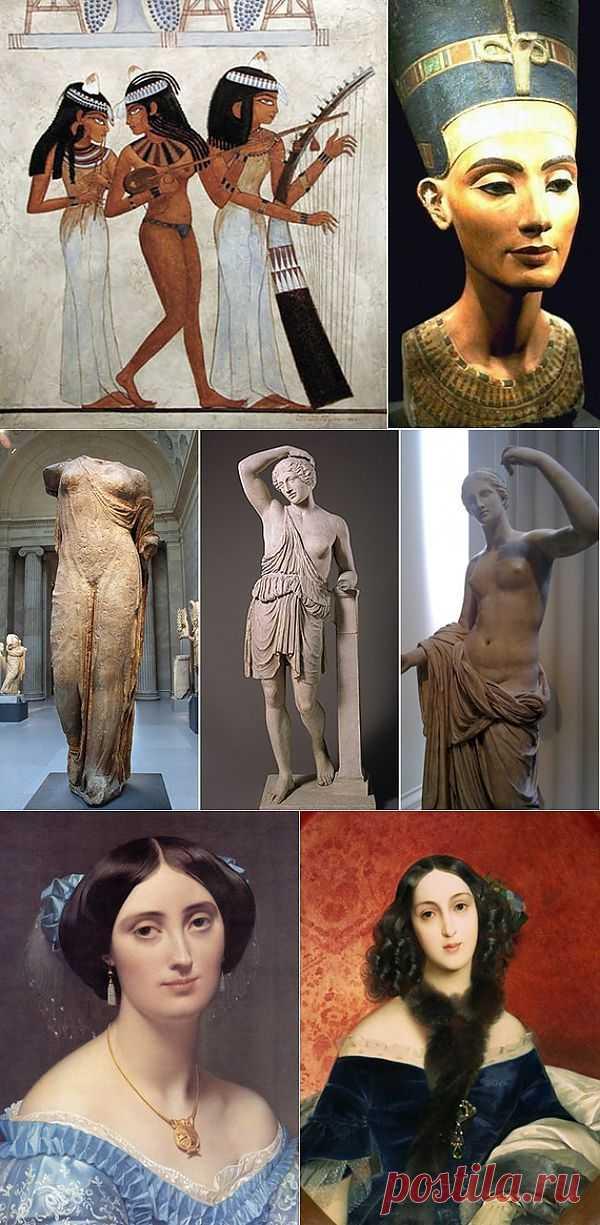 Идеал женщин в картинках