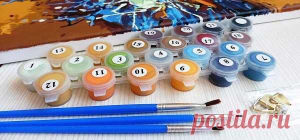 Засохли краски для рисования по номерам: что делать, чем и как разбавлять   В мире краски