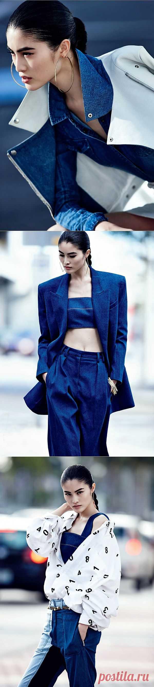 Любите ли вы деним, как люблю его я?! / Обзор журналов / Модный сайт о стильной переделке одежды и интерьера