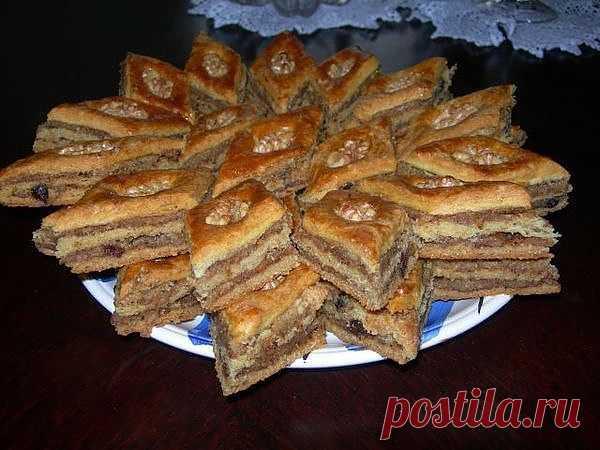 "Пирог с орехами ""Сочинский"""
