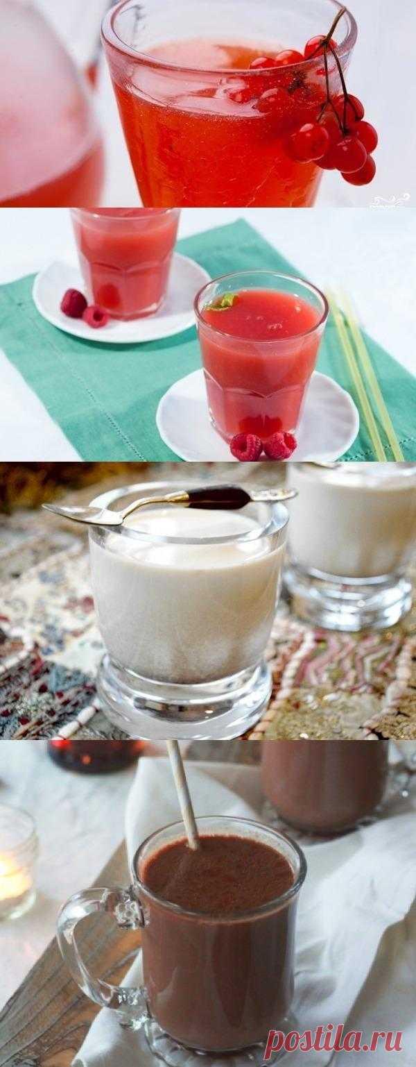 Ретро: главные правила киселя и три рецепта из сока, сливок и какао