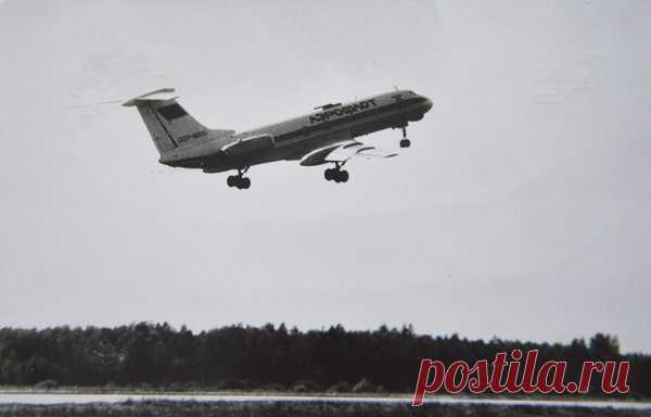 Катастрофа Ту-134А CCCP-65795 под Берлином, 1986 год. | СССР-75737 | Яндекс Дзен