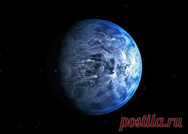 Найдена еще одна голубая планета, и там идет стеклянный дождь http://science.mirtesen.ru/blog/43844738693