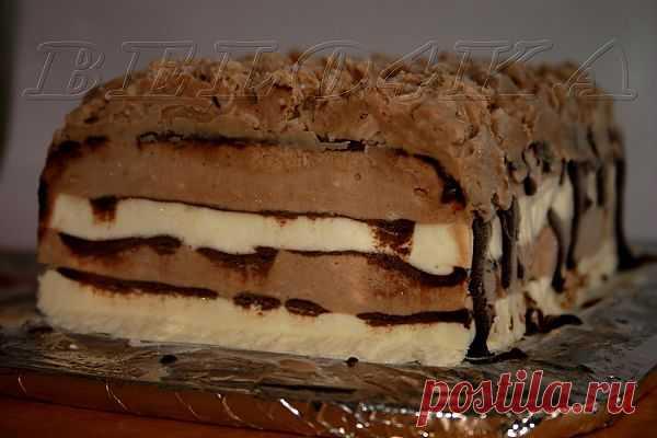 """Торт-мороженое """"А-ля Венеция"""" Автор: belo4ka"""