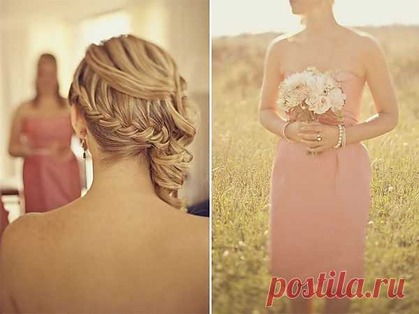 Свадебные прически-косы / Прически / Модный сайт о стильной переделке одежды и интерьера