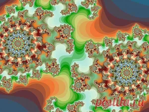 Fractal Pattern  Free Stock Photo HD - Public Domain Pictures