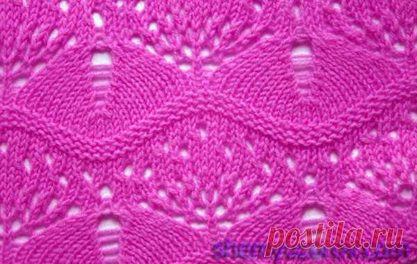 Wavy patterns spokes \u000d\u000a1\u000d\u000a\u000d\u000a\u000d\u000aTo type 21 items + 2 Krom. and to knit according to the scheme in which are given persons. and izn. river. Persons. to read the river from right to left and izn. river - from left to right. Rapport = 21 items x 22 rubles. Between Krom. to connect a rapport 1 x with …