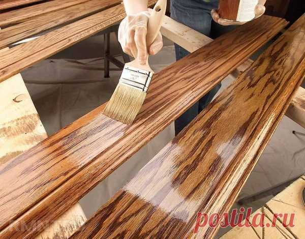 Как изготовить недорогую пропитку для древесины своими руками | Дачный прораб Толик | Яндекс Дзен