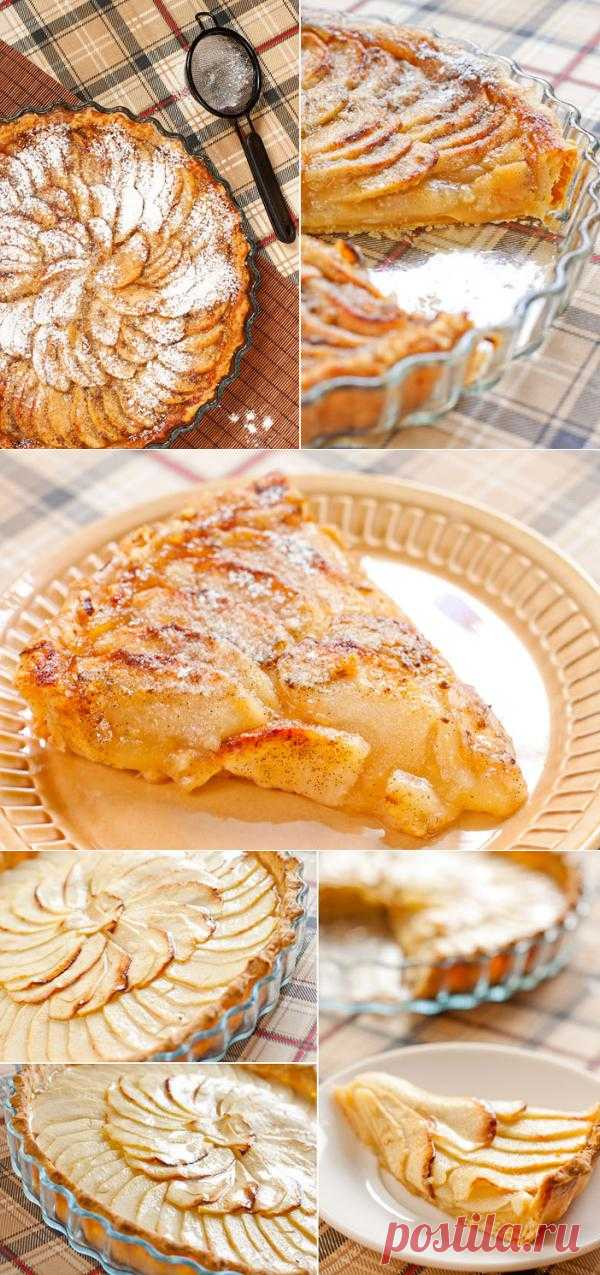 Яблочный пирог из «Хоббит». Два рецепта. Первый рецепт, пожалуй, более домашний, более «хоббитовский». Второй - это такой совсем современный вариант. Он кажется несколько изысканнее и утончённее.