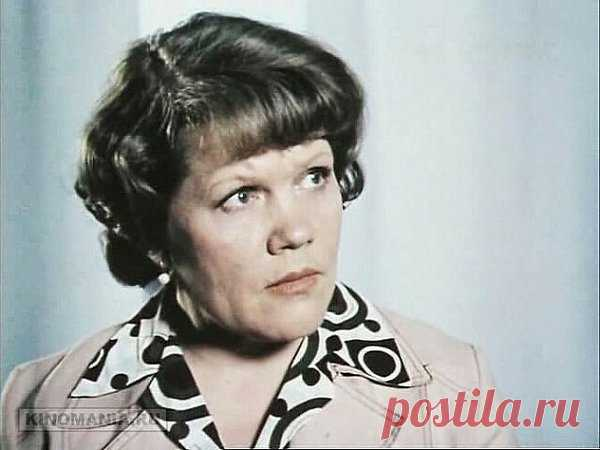 Валентина Ананьева  Советские актеры, которым доставалось больше всего ролей
