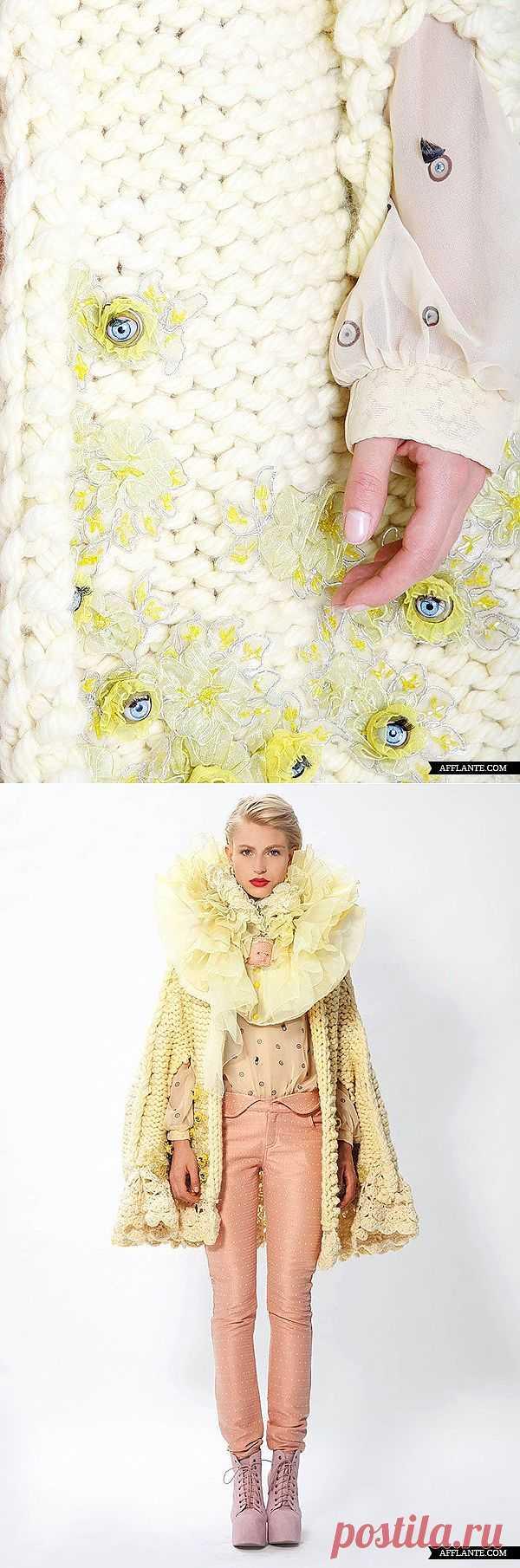Анютины глазки / Креатив / Модный сайт о стильной переделке одежды и интерьера