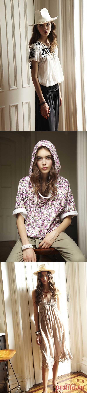Лукбуки Ulla Johnson (трафик) / Лукбуки / Модный сайт о стильной переделке одежды и интерьера