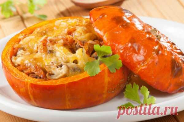Тыква: Топ-5 самых вкусных блюд для снижения веса ((блюда из тыквы)).