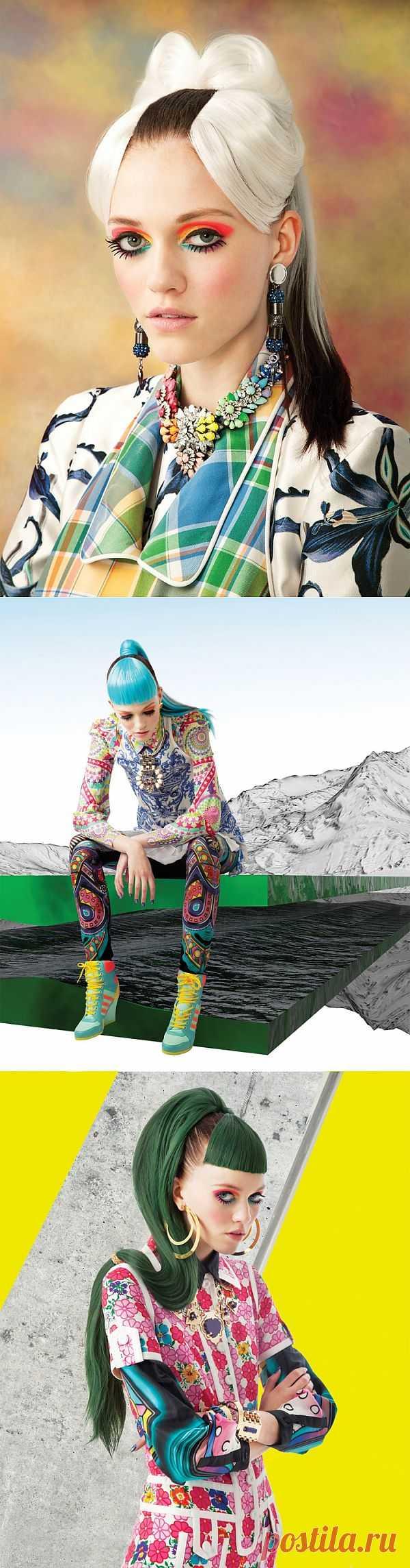 Покажите мне, что вы носите... / Обзор журналов / Модный сайт о стильной переделке одежды и интерьера