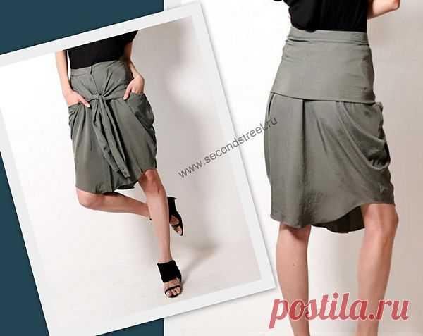 Лучшая юбка из рубашки / Рубашки / Модный сайт о стильной переделке одежды и интерьера