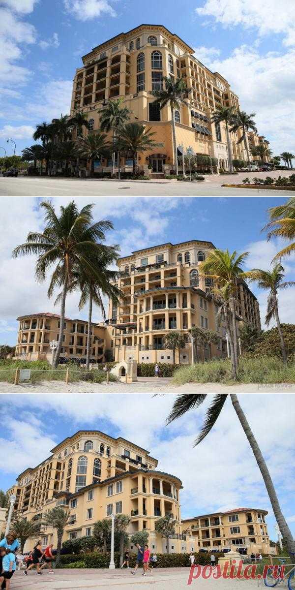 Пентхаус Владимира Кличко на побережье Флориды. Украинский боксёр владеет недвижимостью во Флориде. Ему принадлежит жилье на побережье города Холливуд. Данный город-курорт является излюбленным местом отдыха многих знаменитостей