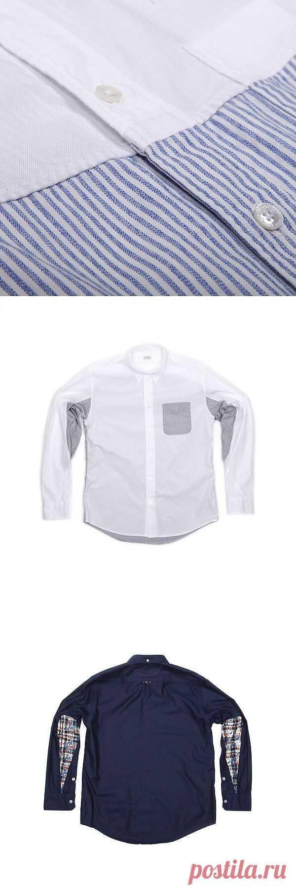 4 интересные рубашки на 2000$ / Мужская мода / Модный сайт о стильной переделке одежды и интерьера
