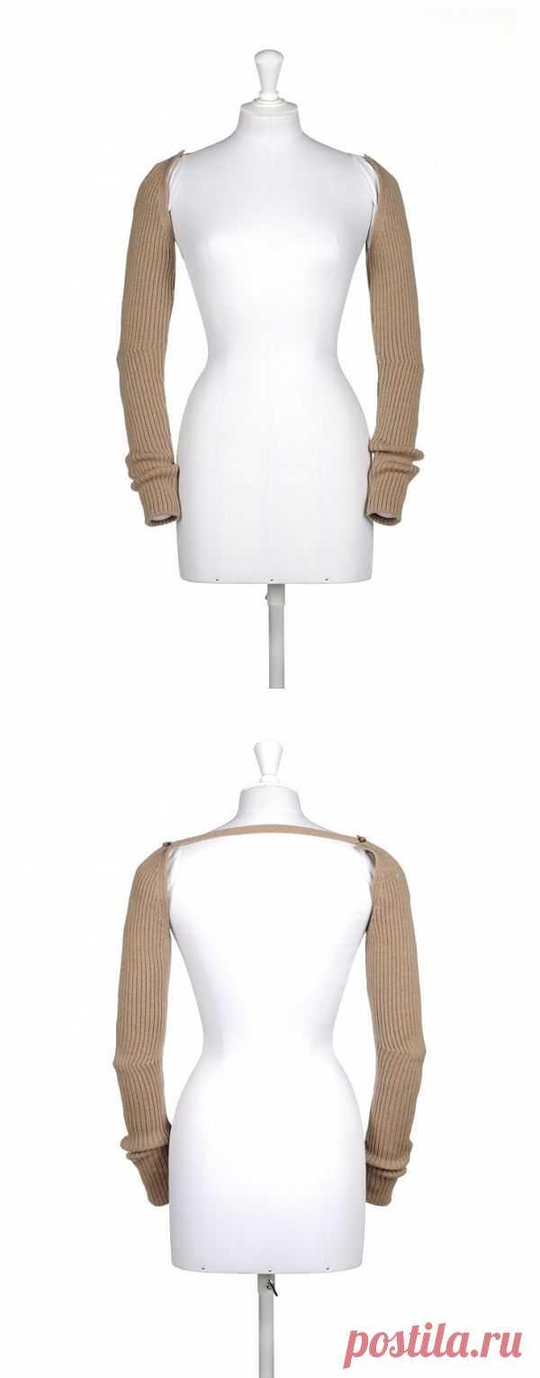 Дополнительные рукава / Перчатки и варежки / Модный сайт о стильной переделке одежды и интерьера