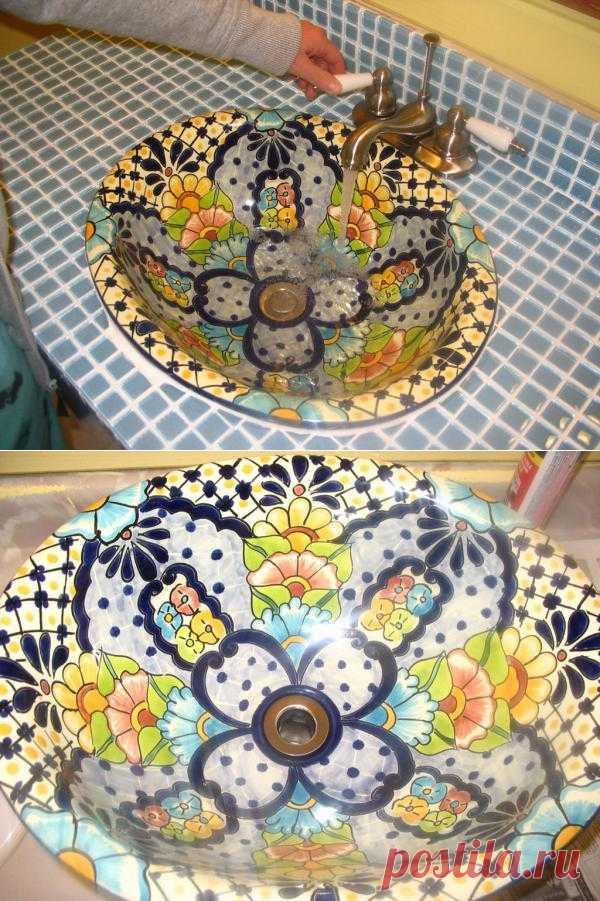 Невероятно красивая раковина, которую можно сделать самим)