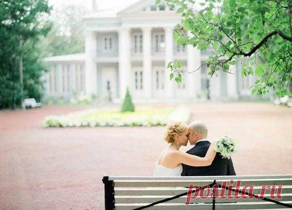 Элегантная классика: свадьба Ани и Кирилла - WeddyWood