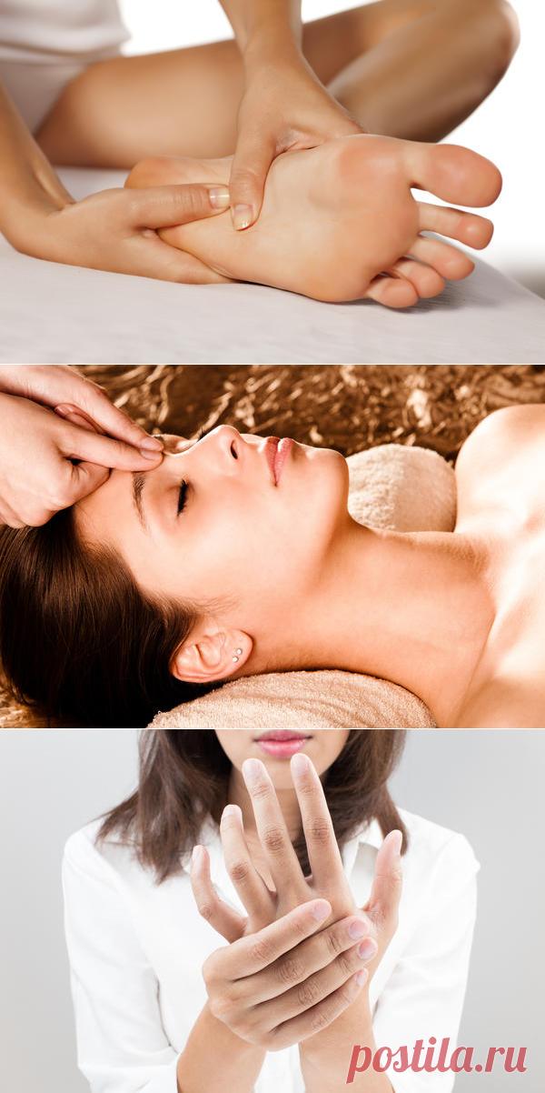 Точечный массаж для женщин: основные принципы и противопоказания