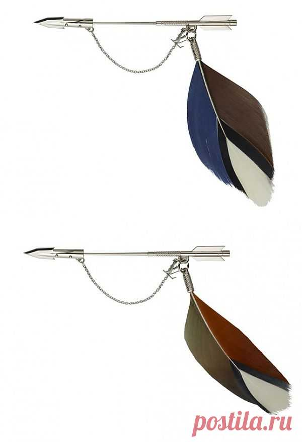 Зажимы для галстуков Louis Vuitton / Мужская мода / Модный сайт о стильной переделке одежды и интерьера