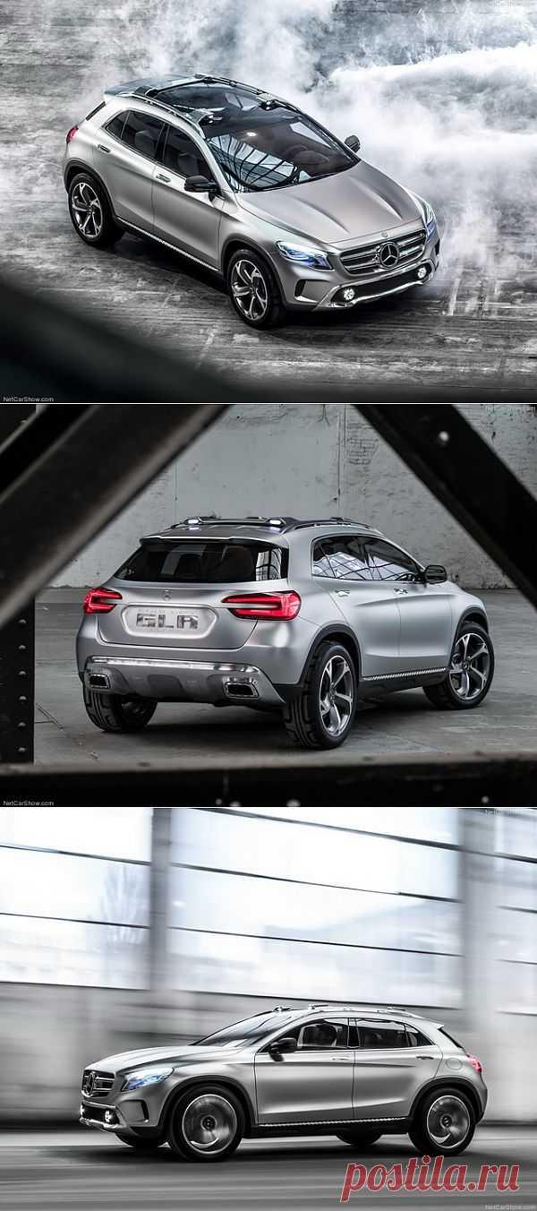 Mercedes-Benz GLA Concept (2013)
