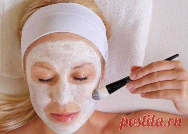 10 масок для лица, которые преображают тусклую кожу