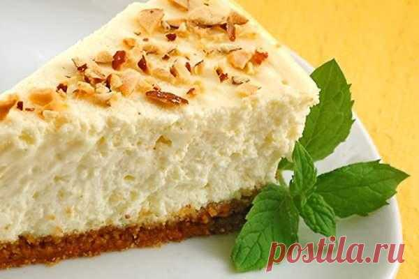 Сырник нежный - Рецепты с фото