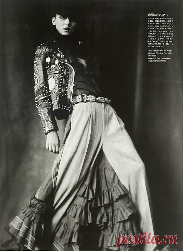 Юбка и брюки вместе / Креатив в моде / Модный сайт о стильной переделке одежды и интерьера