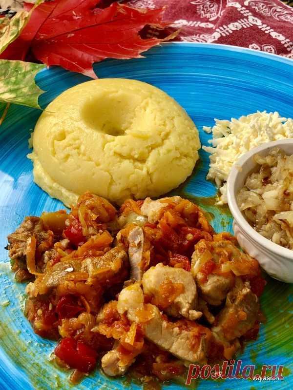 Токана, молдавское рагу – Вся Соль - кулинарный блог Ольги Баклановой