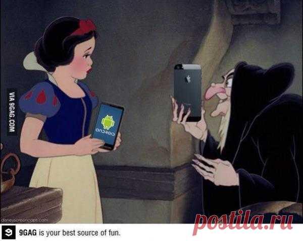 Впечатления страстного любителя Android после недели хождения с iPhone 4s | Лайфхакер